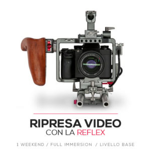 Workshop ripresa video con la reflex