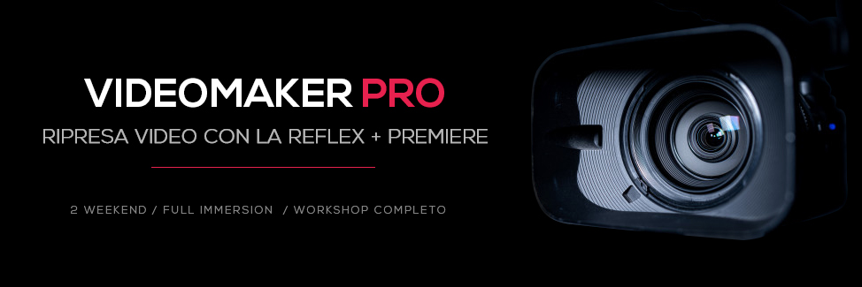 Workshop Videomaker PRO