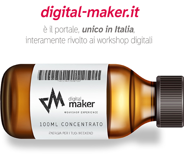 Portale interamente dedicato ai workshop digitali in Italia worskop